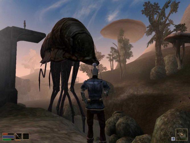 The Elder Scrolls III Morrowind