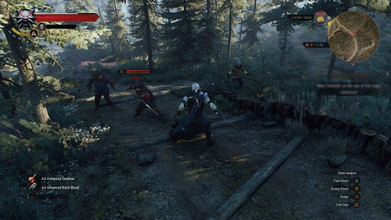 The Witcher 3: Wild Hunt (Ведьмак 3. Дикая Охота)