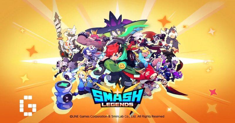 Smash Legends