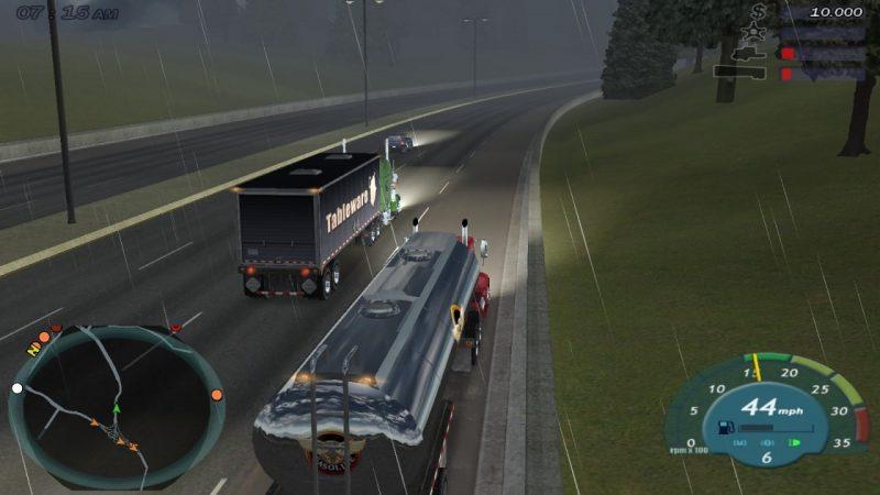 18 Wheels of Steel: Convoy (18 стальных колёс: Конвой)