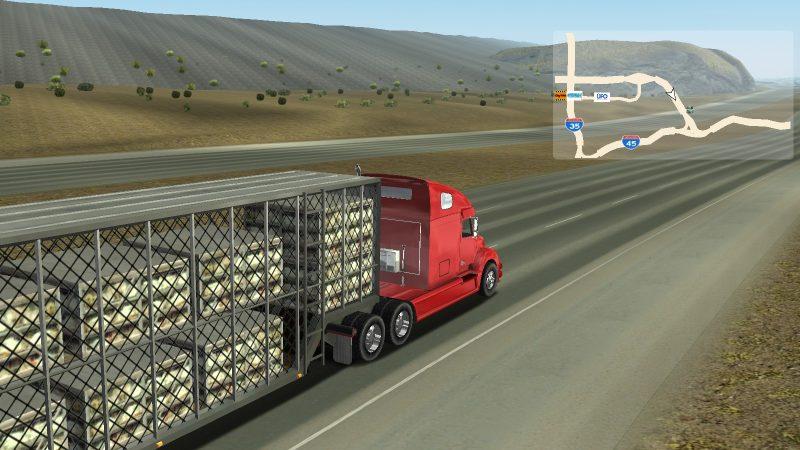 18 Wheels of Steel: Haulin (18 стальных колёс: Полный загруз)