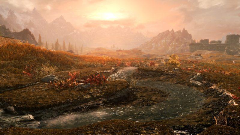 The Elder Scrolls 5: Skyrim Special Edition