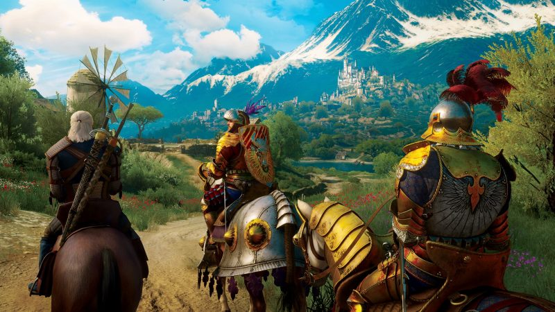 The Witcher 3: Wild Hunt — Blood and Wine