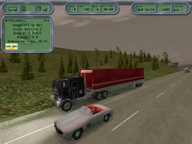 Hard Truck: 18 Wheels of Steel (Hard Truck: 18 стальных колёс)