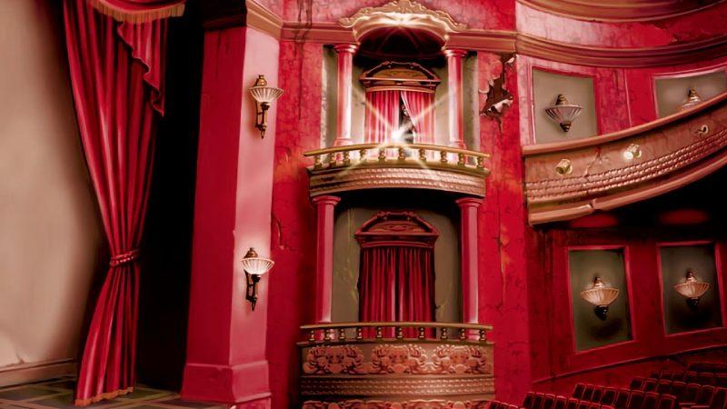 Nancy Drew: The Final Scene (Нэнси Дрю: Похищение в театре)