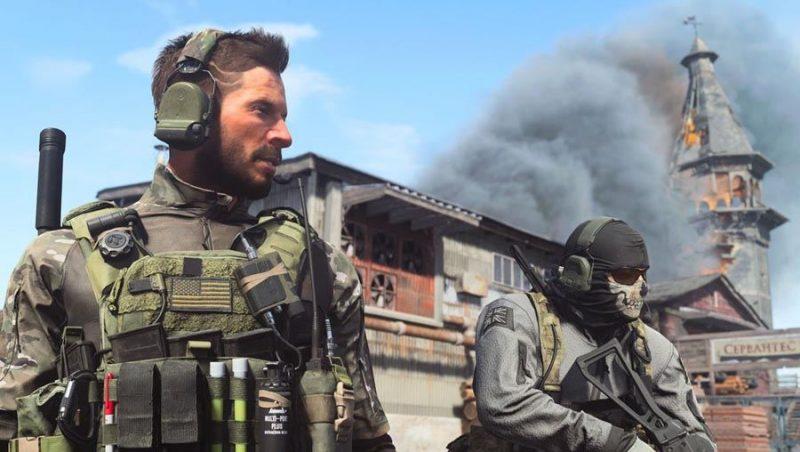 Cистемные требования Modern Warfare Warzone